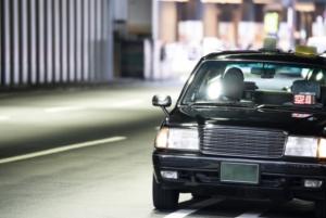 タクシーの画像