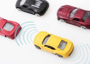 自動運転の画像