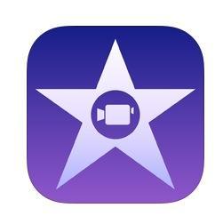 iMovieのロゴ